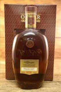 Puntacana Tesoro 15 Jahre XO  Matured  in Tomatin Whisky Barrels 38 % 0,7 Liter