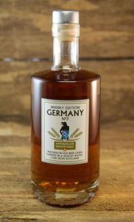 Säntis  Edition Germany No 3   Sherry Cask Gently Peated 0,5 Liter