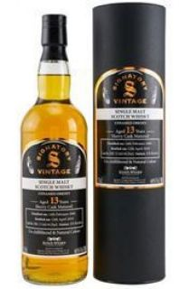 Unnamed Orkney  2006/2019 13 Jahre Sherry Cask DRU 17/A65 #6   46 %  Signatory Vintage Collection bottled for Kirsch Whisky 0,7 Liter